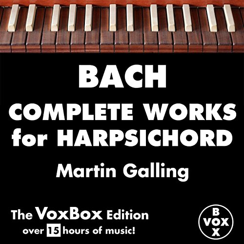 Bach: Complete Works for Harps...