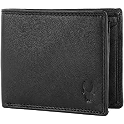 WildHorn Black Men's Wallet