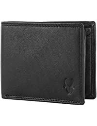 WildHorn® RFID Protected Genuine High Quality Men's Leather Wallet
