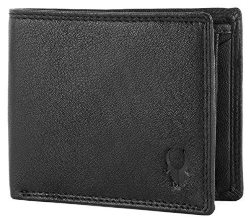 WildHorn Black Men's Wallet (WH2005)