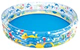 Bestway Deep Dive 3-Ring Pool, Planschbecken 183 x 33 cm