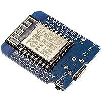 ROKOO D1 Mini - ESP8266 ESP12 NodeMcu Dev-Kit WiFi Modul Board WeMos para Arduino