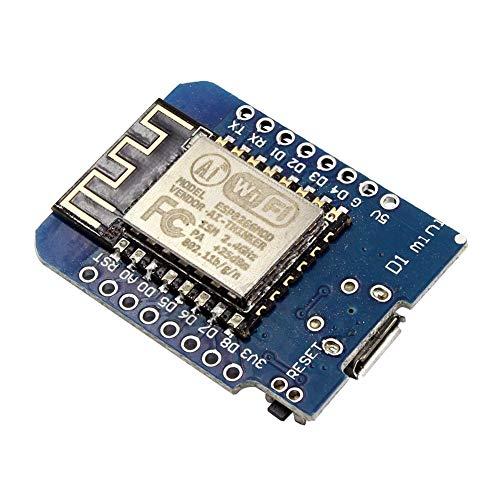 Price comparison product image Klinkamz D1 MINI - ESP8266 ESP12 NodeMcu Dev-Kit WiFi Modul Board WeMos for Arduino