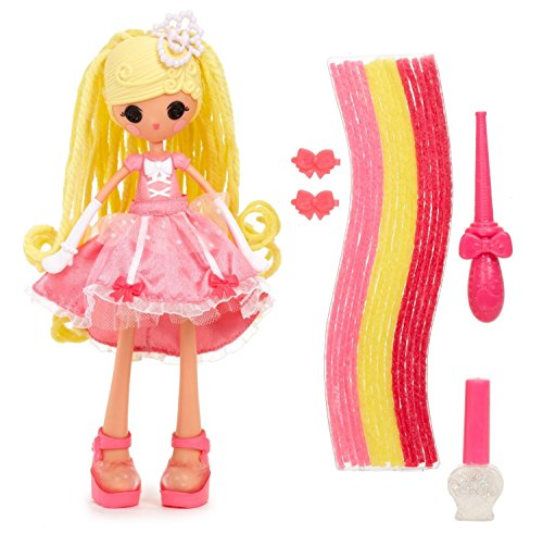 Lalaloopsy Girls Crazy Hair Puppe Cinder Slippers [UK Import]