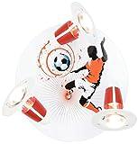 Elobra Strahler Rondell Soccer, 3 flammig ELO-128183