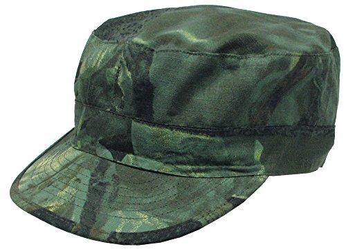 Feldmütze Rip Stop BDU Jagd Mütze Cap hunter grün S - XXL -
