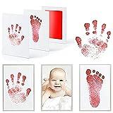 Baby Ink Pad für Baby Fußabdrücke Hand Drucke und Fingerabdrücke Kit Arbeitsspeicher Baby Baby Dusche Geschenk