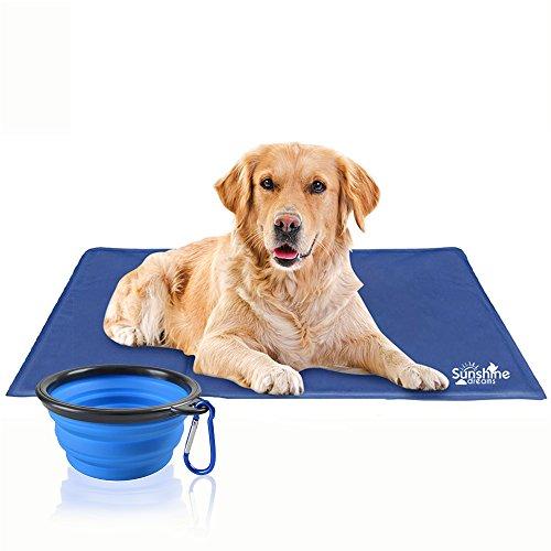 Auto Sunshine Le Meilleur Prix Dans Amazon SaveMoneyes - Carrelage salle de bain et tapis rafraichissant chien