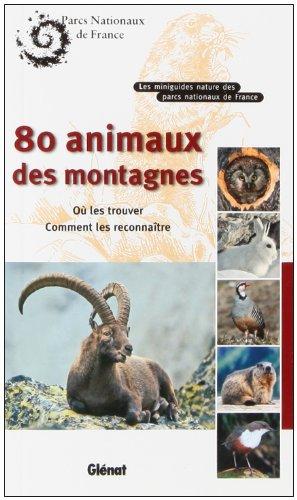 80 Animaux des montagnes par Sandrine Stefaniak