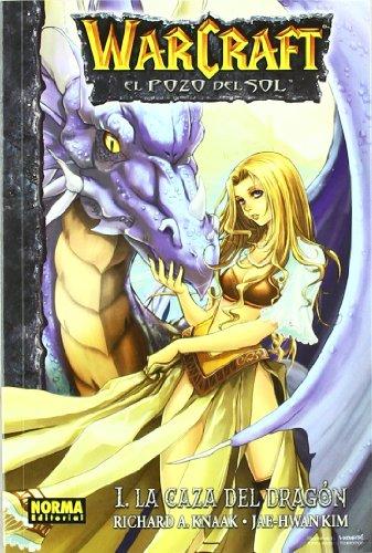 Warcraft: La caza del dragon 1/ Dragon Hunt Cover Image