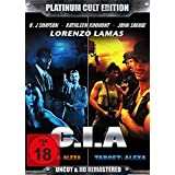 C.I.A. (2 DVDs: Codename: Alexa - Target: Alexa / Codename Viper) - Platinum Cult Edition - limitierte Auflage!!