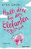 'Halb drei bei den Elefanten: Roman' von Kyra Groh