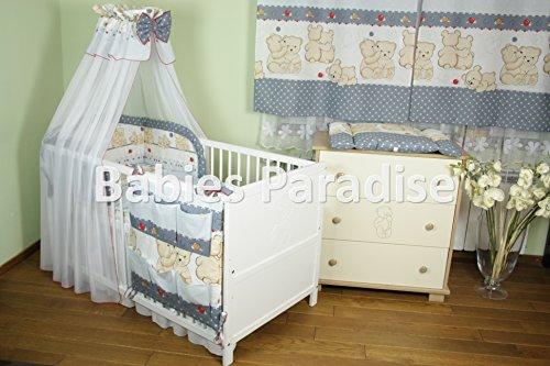 Baby Bettwäsche Set Kuschelbär (5 tlg)