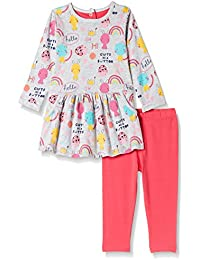 Mothercare Baby Girls' A-Line Knee Long Dress