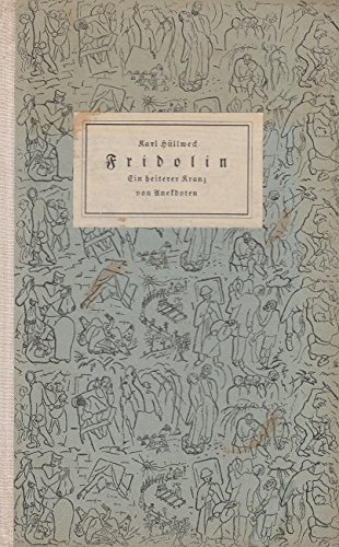 Fridolin - Anekdoten