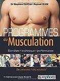 Telecharger Livres Programmes de musculation (PDF,EPUB,MOBI) gratuits en Francaise