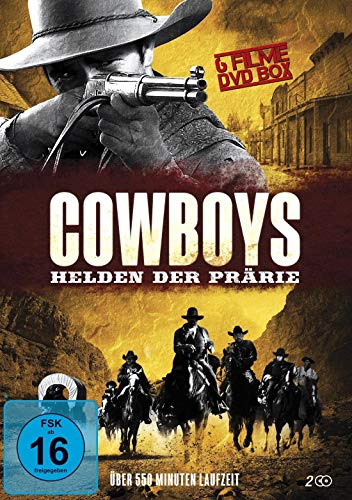 Cowboys - Helden der Prärie [2 DVDs]