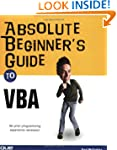 Absolute Beginner's Guide to VBA (Abs...