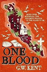 One Blood (Kella & Conchita Mystery 2) by Graeme Kent (2012-06-07)