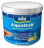 Söll 12729 AquaStab - Stabiles Wasser für alle Fische - 500 g