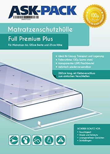 Zoom IMG-1 custodia materasso premium full per