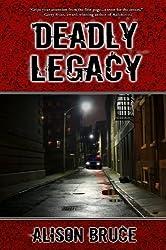 Deadly Legacy (A Carmedy & Garrett Mystery Book 1) (English Edition)