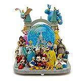 Disneyland Paris Mickey Maus und Freunde Deluxe Musical Snow Globe