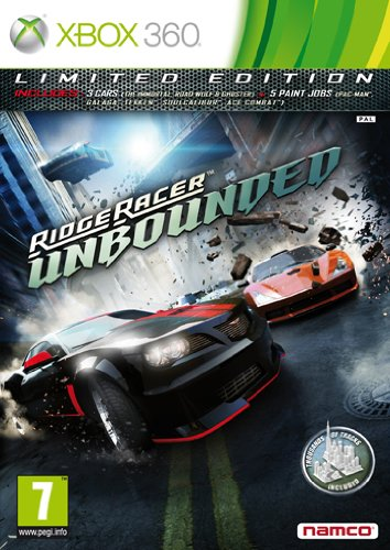 Ridge Racer Unbounded - Limited Edition (Day-one Edition)