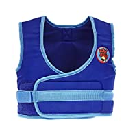BikyBiky Kids Learn to Cycle Bike Harness Cycle Safety Vest Blue