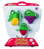 Baby Banana TE01Smoothie soothers–3PK, Multicolore