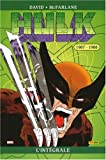 Hulk - L'intégrale : 1987-1988