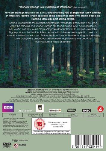 Wallander - Series 3 [2 DVDs] [UK Import]: Alle Infos bei Amazon