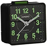 #5: Casio Analog Table Clock (TQ-140-1DF)