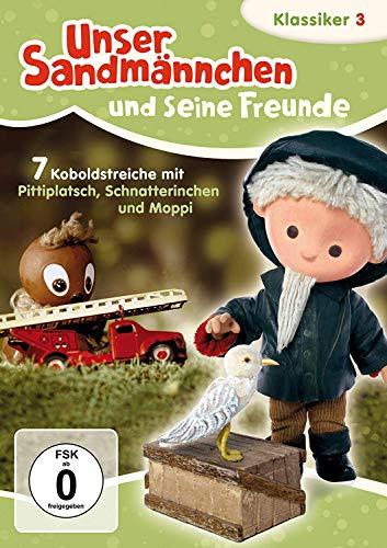 Unser Sandmännchen und seine Freunde - Klassiker 3 -