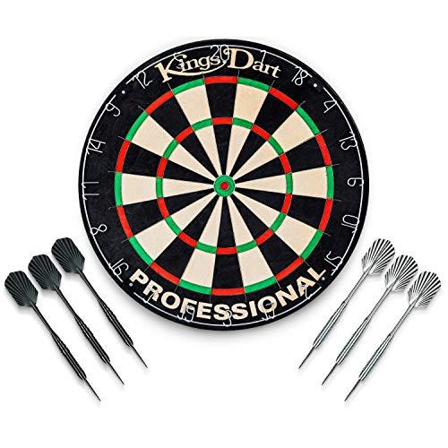 Kings Dart Turnier-Dartboard Set