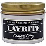 Layrite 4 Oz Cement Matte Clay by Layrite