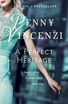 A Perfect Heritage by [Vincenzi, Penny]