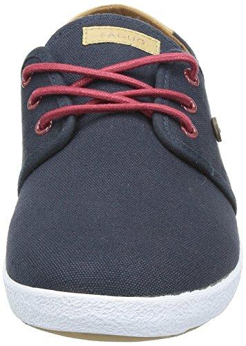 Faguo Cypress, Unisex-Erwachsene High-Top Sneaker Blau (Marine)
