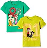 #5: Chhota Bheem Boys' T-Shirt (Pack of 2)
