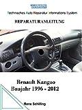 Taris Reparaturanleitung  Kangoo: Technisches Auto Reparatur Informations System
