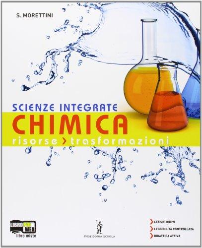 Chimica risorse. Trasformazioni. Con espansione online. Per la 2ª classe degli Ist. professionali e tecnici