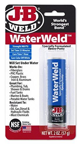 J-B WaterWeld Epoxyd-Kitt (Auto-farbe Putty)