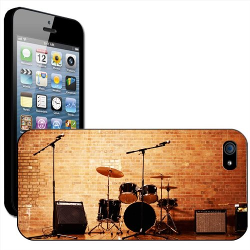drums-custodia-rigida-posteriore-clip-on-per-apple-iphone-plastica-drum-set-amplifiers-iphone-5-5s