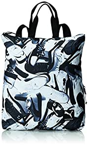Puma 20 Ltrs Black Women's Backpack Handbag (7430308)