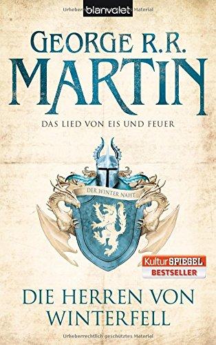 Buchseite und Rezensionen zu 'Die Herren von Winterfell' von George R.R. Martin