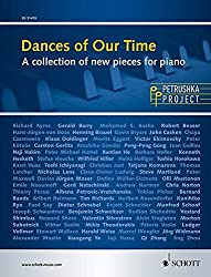 Dances of Our Time: A collection of new pieces for piano. Klavier. (Piano Collection)