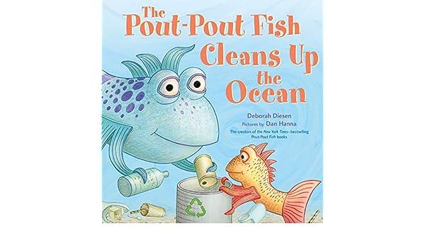 Buy The Pout-Pout Fish Cleans Up the Ocean (A Pout-Pout Fish ...