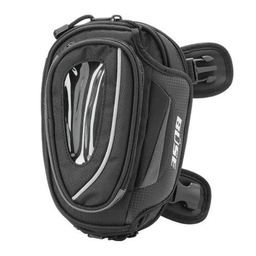 Büse / Oberschenkeltasche - Beintasche - Motorradtasche in schwarz, Größe:Universal/Größe