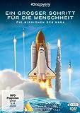 Ein großer Schritt für die Menschheit - Die Missionen der NASA [4 DVDs]
