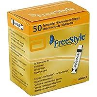 FREESTYLE Teststreifen, 50 St preisvergleich bei billige-tabletten.eu
